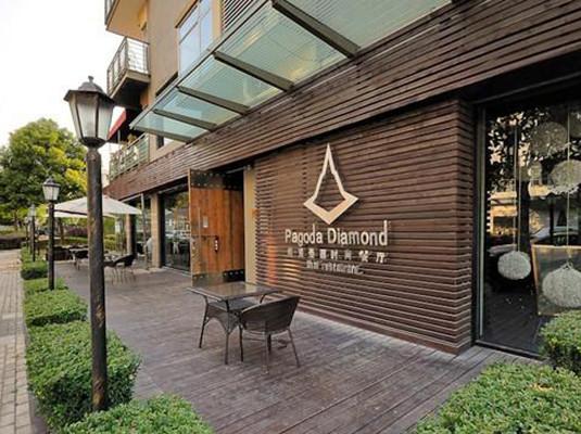 塔顶泰国时尚餐厅