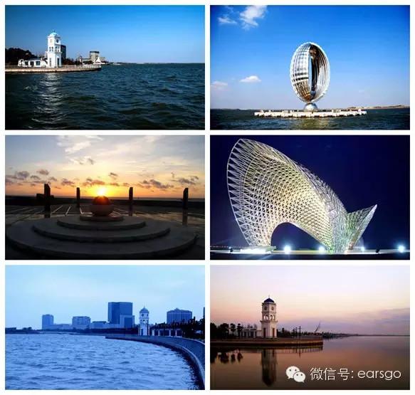 上海滴水湖风景区