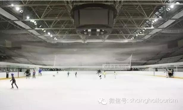 质量标准设计建造的,是一个具备国际标准冰球赛场地规格的真冰滑冰场