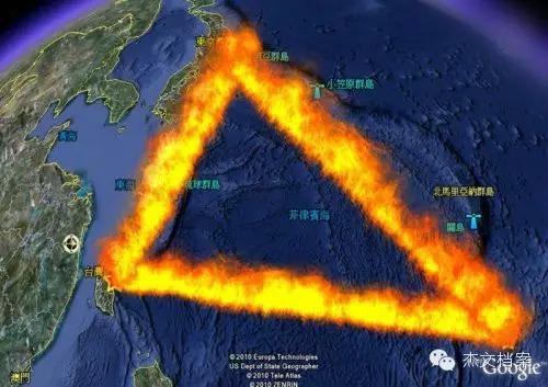 神秘的北纬30度在中国也是不能